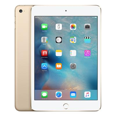 Apple iPad mini4 Wi-Fi (MK6L2J/A) 16GB ゴールド