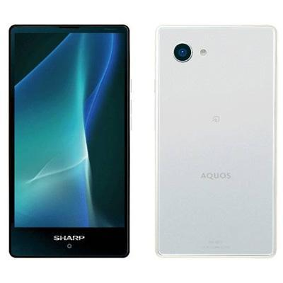 SHARP AQUOS mini SH-M03 White【楽天版SIMフリー】
