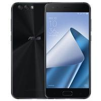 ASUS Zenfone4 Dual-SIM ZE554KL SD660 64GB Midnight Black【香港版 SIMフリー】画像