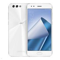 ASUS Zenfone4 Dual-SIM ZE554KL SD660 64GB Moonlight White【香港版 SIMフリー】画像