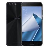 ASUS Zenfone4 Dual-SIM ZE554KL SD630 64GB Midnight Black【海外版 SIMフリー】画像