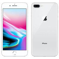 au iPhone8 Plus 64GB A1898 (MQ9L2J/A) シルバー画像