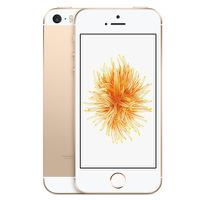 【SIMロック解除済】Y!mobile iPhoneSE 32GB A1723 (MP842J/A) ゴールド画像