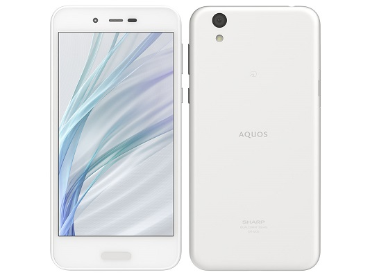 SHARP AQUOS sense lite SH-M05 White 【国内版SIMフリー】