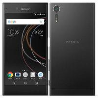 【SIMロック解除済】SoftBank Xperia XZs 602SO Black画像