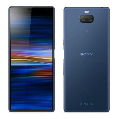 SONY Sony Xperia 10 Plus Dual I4293 [Navy 6GB 64GB 海外版 SIMフリー]