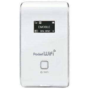 AnyDATA.net inc. Pocket WiFi GL02P ホワイト