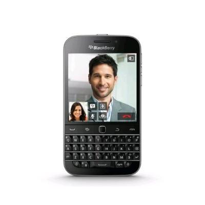 BlackBerry BlackBerry Classic SQC100-1(RHH151LW)16GB Black【海外版 SIMフリー】