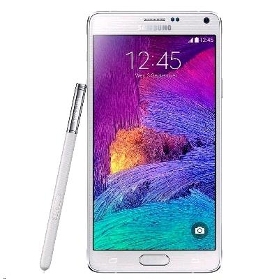 SAMSUNG Samsung GALAXY Note4 (SM-N910U) LTE 32GB White【海外版 SIMフリー】