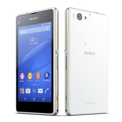SONY Xperia J1 Compact D5788 White
