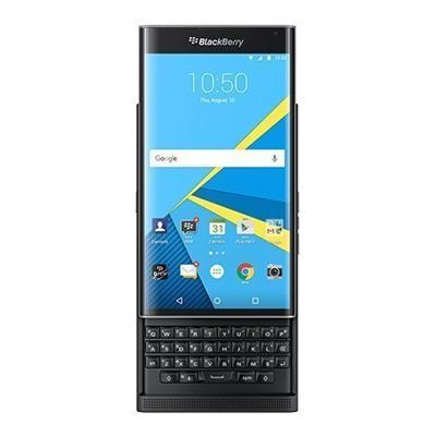 BlackBerry BlackBerry PRIV STV100-3 (RHL211LW) 32GB Black【海外版 SIMフリー】