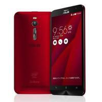 【再生品】ASUS ZenFone2 (ZE551ML-RD64S4) 64GB Red【RAM4GB 国内版 SIMフリー】画像