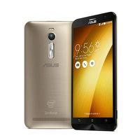 【再生品】ASUS ZenFone2 (ZE551ML-GD32S4) 32GB Gold【RAM4GB 国内版 SIMフリー】画像